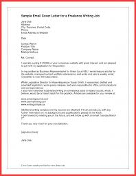 Writing Cover Letter Sample Memo Example