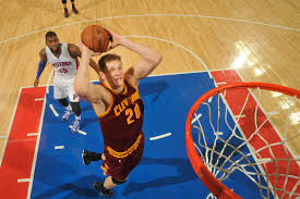 timofey mozgov dunk. Contemporary Dunk Timofey Mozgov Played His First Game For The Cleveland Cavaliers On January  9 Against Golden State Warriors He Logged 27 Minutes During A 11294 Loss  For Dunk C