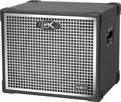 Gallien-Krueger Lightweight Bass Cab 400 Watts 1 X 15-Inch - Long ...