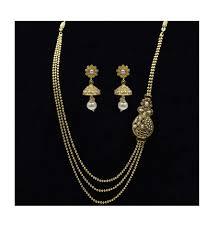 خطيب موظف رسم gold chain with necklace