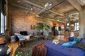 Popular Loft Apartment Brick Lofts On Pinterest Loft Exposed Brick - Loft apartment brick