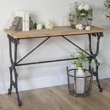 antique style console table antique