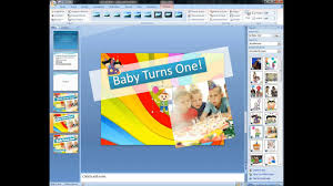 How To Design A Birthday Invitation Card Using Microsoft Powerpoint