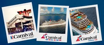 Maybe you would like to learn more about one of these? Carnival Cruise Line Review Ships Rooms Destinations More