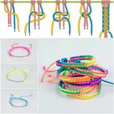 Braided Bracelet Patterns Interesting DIY Braided Bracelet Tutorial DIY Tag