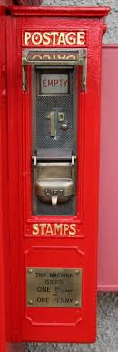 Stamp Vending Machine Location Extraordinary Stamp Vending Machines In The United Kingdom Wikiwand