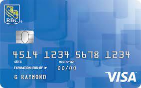 rbc visa clic low rate option credit
