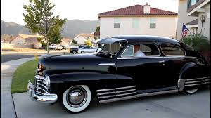 1948 Chevrolet Fleetline Aerosedan - YouTube