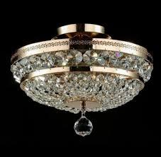 Casa Padrino Barock Kristall Decken Kronleuchter Gold 32 X H 23 5 Cm Antik Stil Möbel Lüster Leuchter Deckenleuchte Deckenlampe