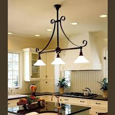 french style chandeliers country kitchen with island