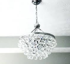 plug in mini chandelier eimatco mini plug in chandelier