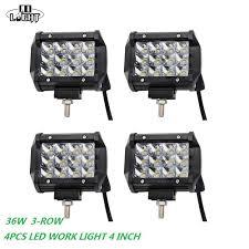 V Light Led Co Light Led Work Lights 36w Led 12 V 24v For Atv Tracks