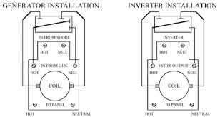 esco transfer switches tech docs esco elkhart supply corporation inverter with generator wiring diagram at Inverter Generator Wiring Diagram