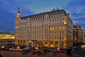 baltschug kempinski hotel in moscow russia