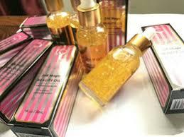 24k magic beauty oil essence makeup 30ml 24k gold jojoba oil face primer new in box