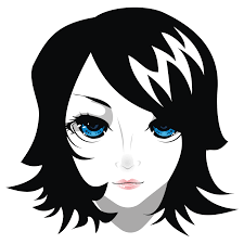 Vector For Free Use Beautiful Face