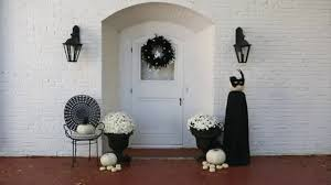 Halloween Decoration Ideas for a Spooky Front Porch - YouTube