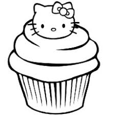 Small Picture cupcake coloring pages pdf Archives Best Coloring Page