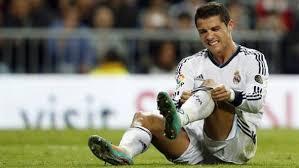 اصابة كريستيانو رونالدو, ريال مدريد, 2016, فياريال