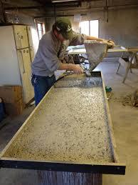 concrete countertops how we do it decorative concrete of virginia va