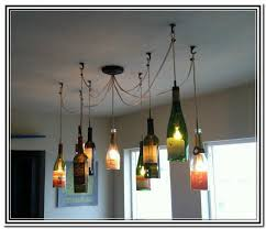fancy wine bottle pendant light kit for in plan 3