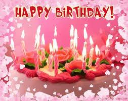 Animated Birthday Card Flash Animated Birthday Cards For Facebook