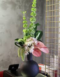 office flower arrangements. 2 Office Flower Arrangements R