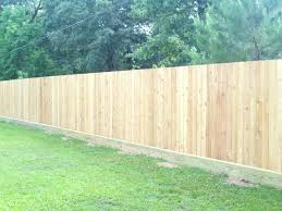 installing a fence how to build a wood fence on uneven ground best image installing fence panels on uneven ground