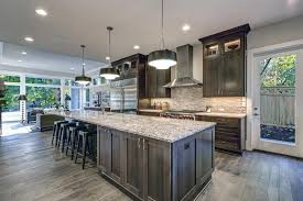 types of materials for kitchen countertops