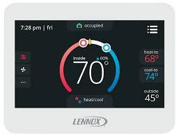 lennox programmable thermostat. comfortsense® 8500 commercial programmable thermostat lennox