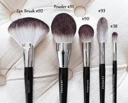 sephora collection pro featherweight brush review fan powder plexion blending crease