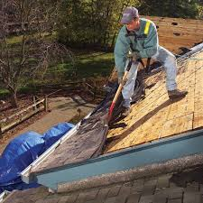 Tare Offs Roof Removal How To Tear Off Roof Shingles With Roofing