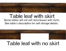 amish dining table with leaves. what are dining table leaf skirts? amish with leaves