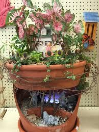 how to make a fairy garden in a pot 51 best broken pot fairy garden images