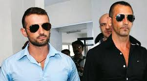 Image result for marines Massimiliano Latorre and Salvatore Girone