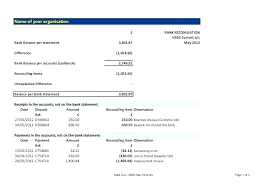 Banking Spreadsheet Template Excel Bank Spreadsheet Timeline