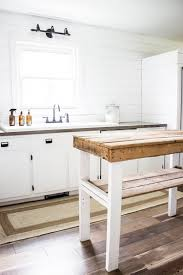 diy farmhouse reclaimed wood from building plans for a pallet kitchen island work table