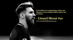 Messi Quotes Enchanting Football Quotes 48 Lionel Messi