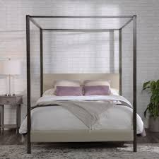 B71625 in by Fashion Bed Group in - Avalon Complete Metal Canopy ...