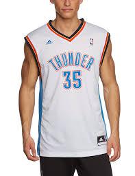 Okc Thunder Bedroom Decor Adidas Mens Oklahoma City Thunder Kevin Durant Nba Replica Jersey