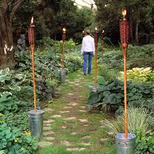 19 Best Backyard Fun Images On Pinterest  Tiki Torches Glass Backyard Torch