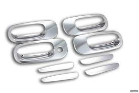 dodge charger chrome door handle cover