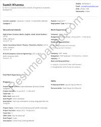 Make Your Resume Online For Free Unforgettable Resumee Sample Template With Objective Feat 81