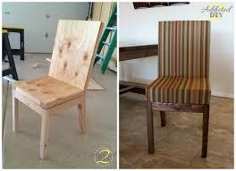 Diy wooden furniture Pallet Diy Parsons Dining Chair Bob Vila Diy Chairs 11 Ways To Build Your Own Bob Vila