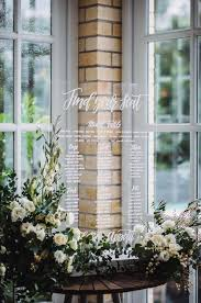 Wedding Seating Chart Acrylic Acrylic Wedding Seating Chart Clear Perspex Acrylic Wedding Seating Plan Please Find Your Seat Sign Welcome To Our Wedding Sign