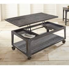silver and glass coffee table inspirational modern silver coffee table best luxury industrial lift top coffee
