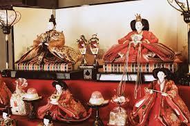 Búp bê truyền thống tinh tế nhất Nhật Bản