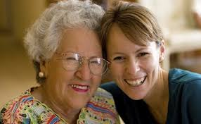 Image result for pictures of good senior care