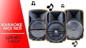 Loa kéo i.value : Hát karaoke mọi nơi | Phụ kiện FPT Shop - YouTube