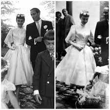 Audrey Hepburn Wedding Dress Photos ...